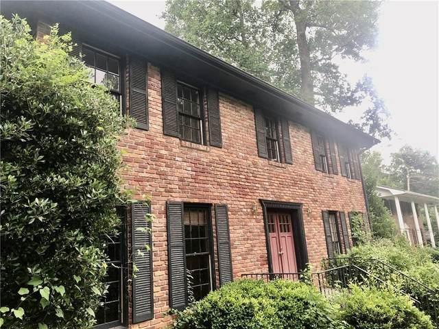 2592 River Oak Drive, Decatur, GA 30033 (MLS #6899898) :: Atlanta Communities Real Estate Brokerage