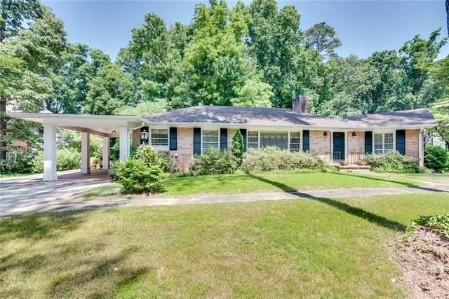 302 Old Ivy Road NE, Atlanta, GA 30342 (MLS #6899927) :: Kennesaw Life Real Estate