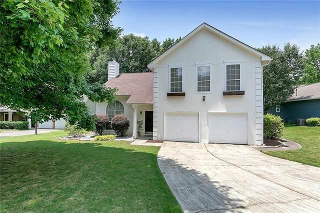 210 Greenmont Circle, Alpharetta, GA 30009 (MLS #6899959) :: Path & Post Real Estate