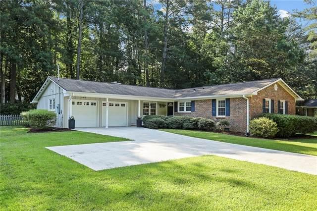 4361 Old Georgetown Trail, Dunwoody, GA 30338 (MLS #6899963) :: North Atlanta Home Team