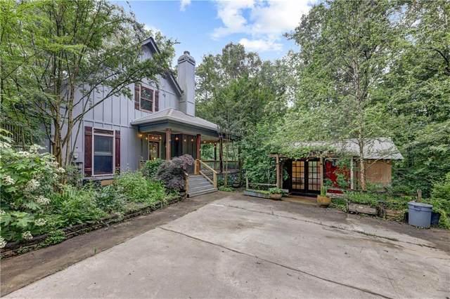 28 Brookstone Court, Talking Rock, GA 30175 (MLS #6899967) :: The Kroupa Team | Berkshire Hathaway HomeServices Georgia Properties