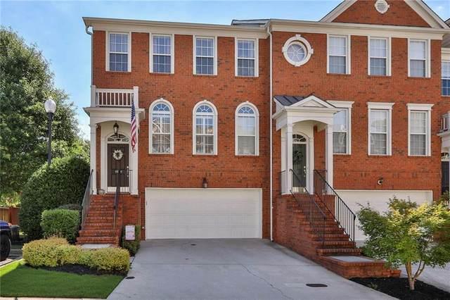 4829 Payson Place SE #28, Atlanta, GA 30339 (MLS #6899969) :: North Atlanta Home Team