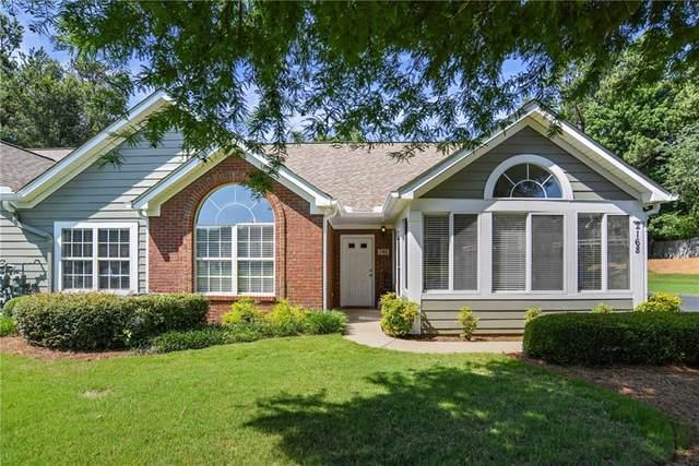 2168 Carefree Circle #8, Marietta, GA 30062 (MLS #6899999) :: Kennesaw Life Real Estate