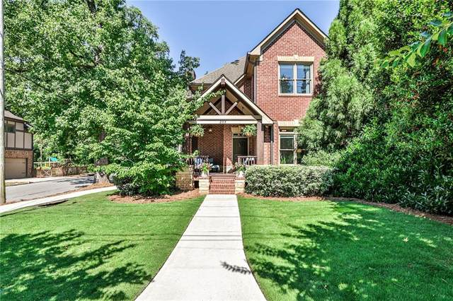 265 2ND Avenue, Decatur, GA 30030 (MLS #6900009) :: Kennesaw Life Real Estate