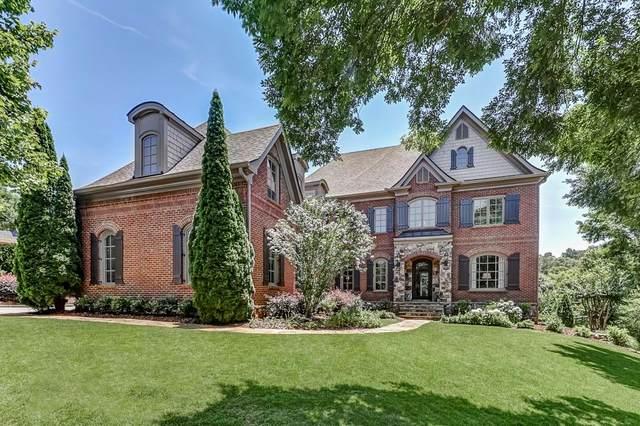 1800 High Trail, Atlanta, GA 30339 (MLS #6900016) :: 515 Life Real Estate Company