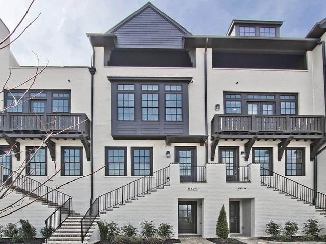6674 Sterling Drive #667, Sandy Springs, GA 30328 (MLS #6900019) :: Kennesaw Life Real Estate
