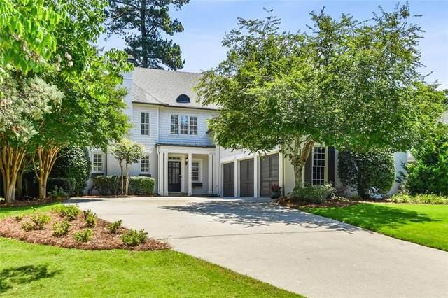 730 Hunting View Point, Atlanta, GA 30328 (MLS #6900036) :: Path & Post Real Estate