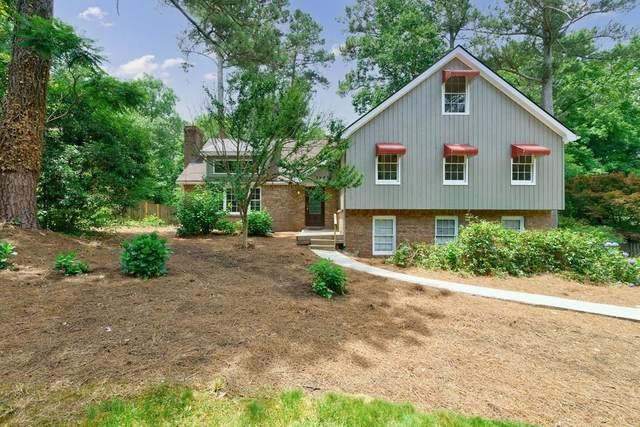 2681 Salzburg Drive, Marietta, GA 30062 (MLS #6900082) :: Path & Post Real Estate