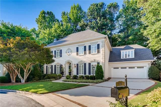 5480 Coburn Court, Dunwoody, GA 30338 (MLS #6900100) :: North Atlanta Home Team