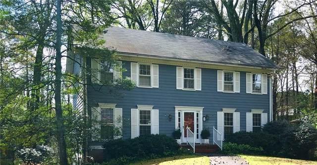 37 Fairfield Drive, Avondale Estates, GA 30002 (MLS #6900126) :: Kennesaw Life Real Estate