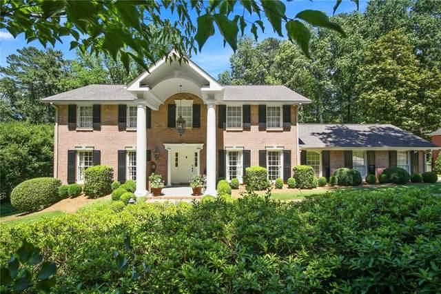 6135 Riverwood Drive, Atlanta, GA 30328 (MLS #6900128) :: The Heyl Group at Keller Williams