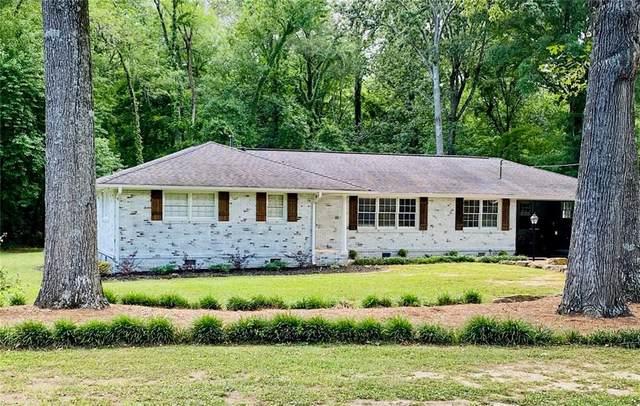 105 Alton Drive, Calhoun, GA 30701 (MLS #6900154) :: North Atlanta Home Team