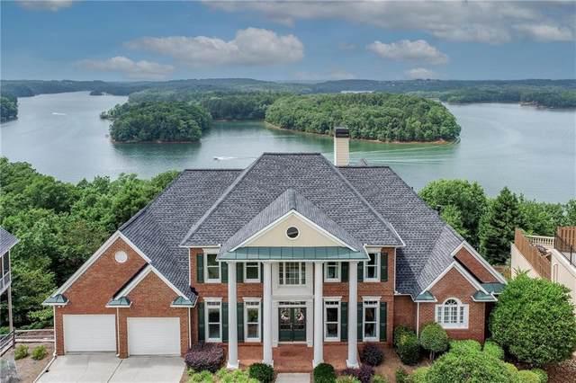 3514 Lake Breeze Lane, Gainesville, GA 30506 (MLS #6900160) :: Oliver & Associates Realty