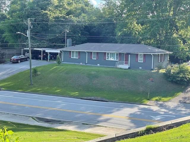 3630 Old Lost Mountain Road, Powder Springs, GA 30127 (MLS #6900205) :: The Zac Team @ RE/MAX Metro Atlanta