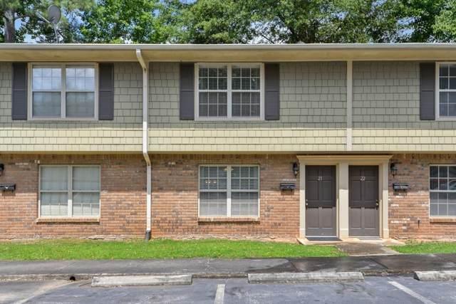 21 Villa Court SE, Smyrna, GA 30080 (MLS #6900286) :: The Cowan Connection Team