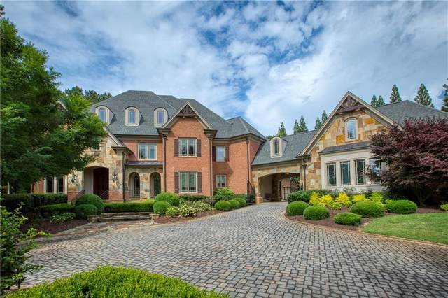 1050 Carnoustie Lane, Alpharetta, GA 30005 (MLS #6900302) :: Path & Post Real Estate