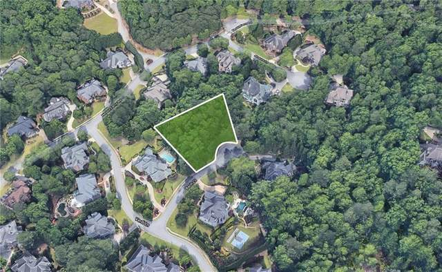 210 Bach Court, Sandy Springs, GA 30350 (MLS #6900341) :: North Atlanta Home Team