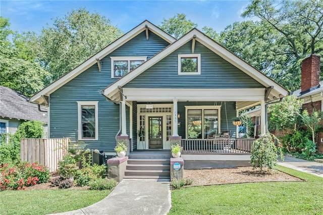 1337 Latham Street SW, Atlanta, GA 30310 (MLS #6900346) :: Path & Post Real Estate