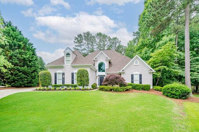 1064 Banner Square, Powder Springs, GA 30127 (MLS #6900368) :: The Realty Queen & Team