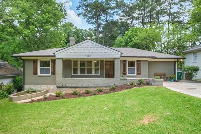 1860 Camellia Drive, Decatur, GA 30032 (MLS #6900376) :: Lucido Global