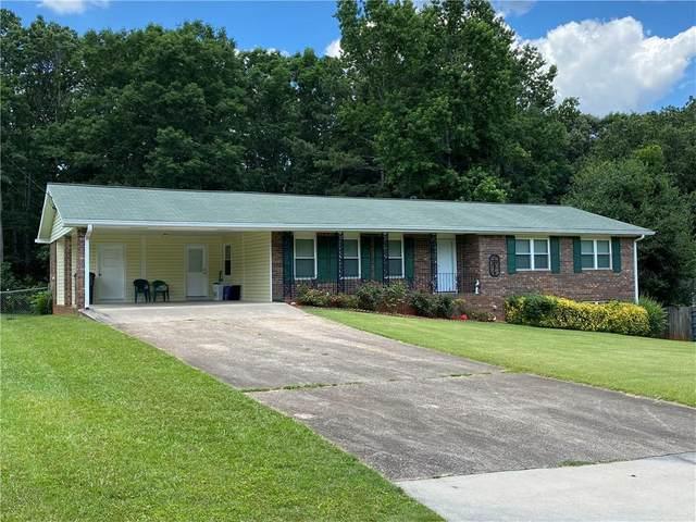 6319 Valhalla Drive, Douglasville, GA 30135 (MLS #6900380) :: RE/MAX Prestige