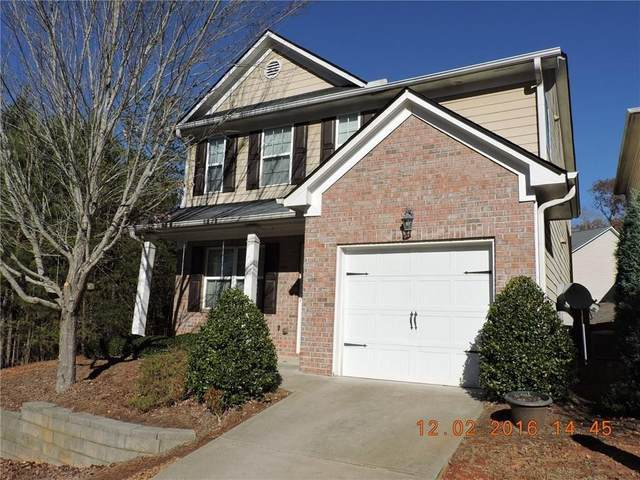 181 Ridgemont Road, Canton, GA 30114 (MLS #6900387) :: Kennesaw Life Real Estate