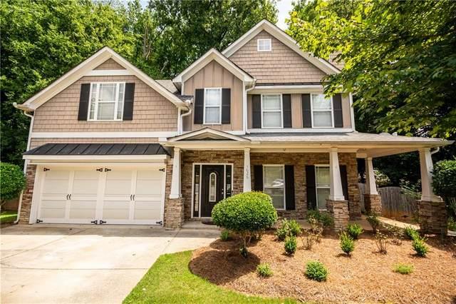 626 Creek Water Trail, Marietta, GA 30060 (MLS #6900389) :: North Atlanta Home Team