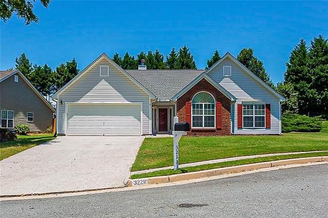 3228 Milstead Walk Way, Buford, GA 30519 (MLS #6900417) :: North Atlanta Home Team