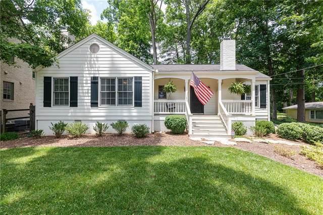 262 Springdale Drive NE, Atlanta, GA 30305 (MLS #6900422) :: Kennesaw Life Real Estate
