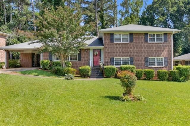 3426 Finesse Drive, Decatur, GA 30032 (MLS #6900425) :: RE/MAX Prestige