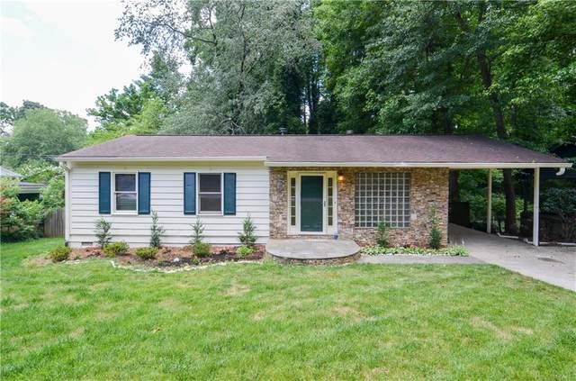 3434 Creatwood Trail SE, Smyrna, GA 30080 (MLS #6900431) :: Keller Williams Realty Cityside