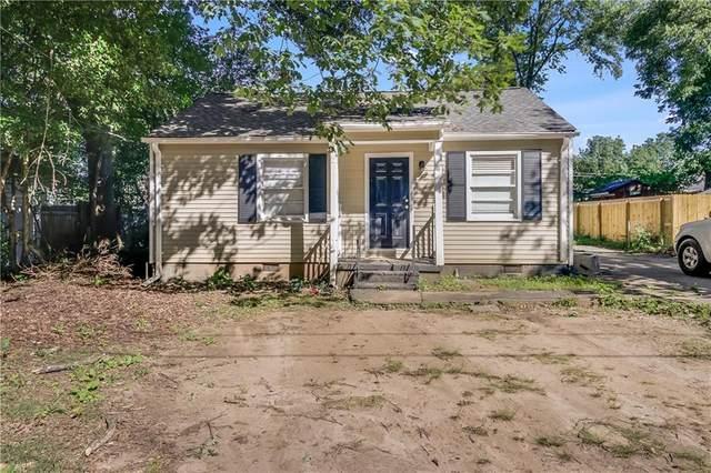 1669 Concord Drive SE, Marietta, GA 30060 (MLS #6900436) :: The Zac Team @ RE/MAX Metro Atlanta