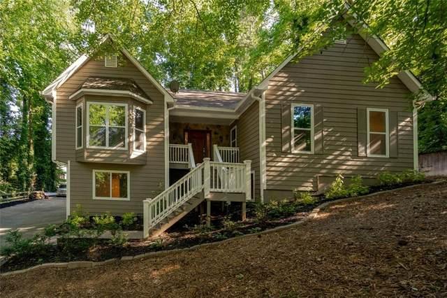3978 Rock Mill Drive, Marietta, GA 30062 (MLS #6900464) :: Rock River Realty