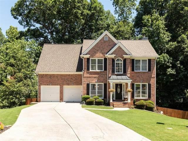 405 Havenmist Landing, Suwanee, GA 30024 (MLS #6900490) :: Path & Post Real Estate