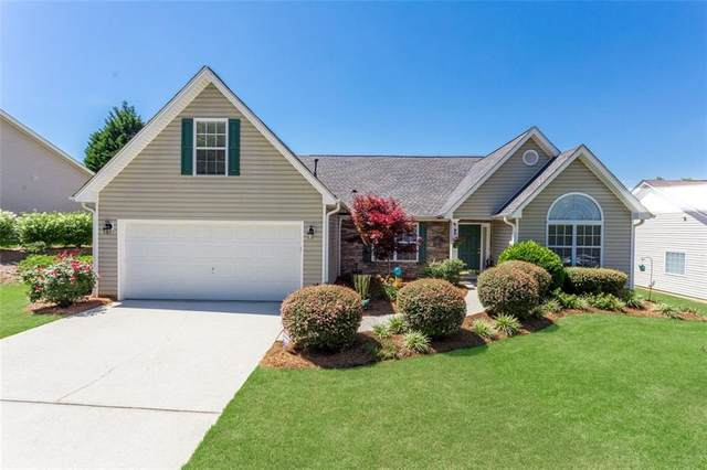 3975 Brushy Wood Drive, Loganville, GA 30052 (MLS #6900491) :: Lucido Global