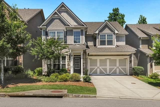 1410 Roswell Manor Circle, Alpharetta, GA 30076 (MLS #6900508) :: North Atlanta Home Team