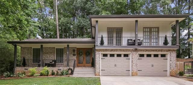 4376 Locksley Road, Tucker, GA 30084 (MLS #6900562) :: North Atlanta Home Team