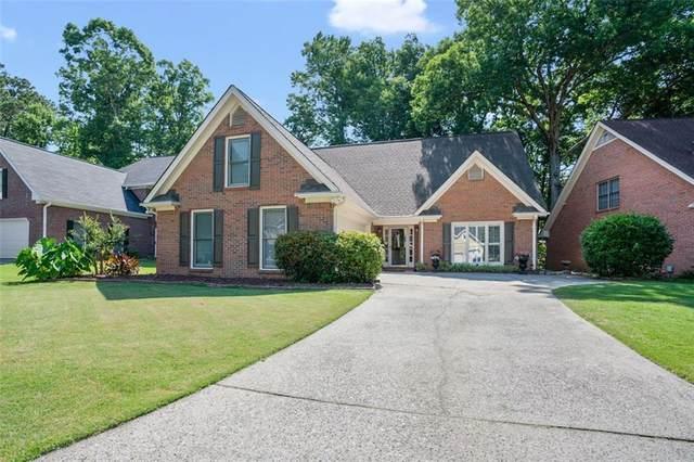 321 Devon Court, Alpharetta, GA 30004 (MLS #6900573) :: North Atlanta Home Team