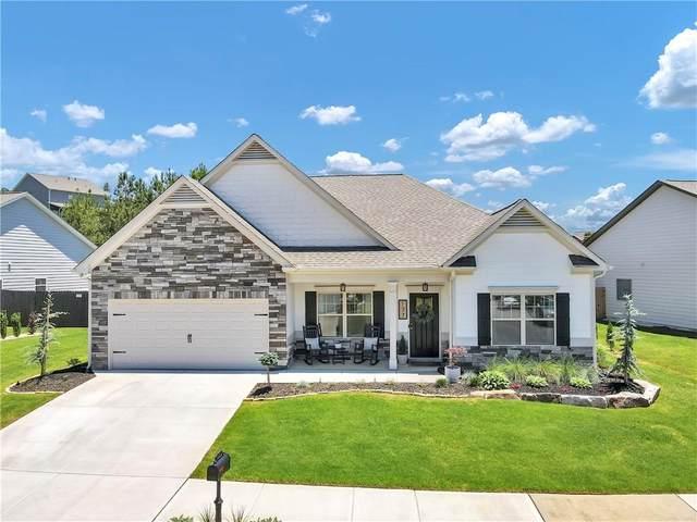 177 Crown Pointe Drive, Dawsonville, GA 30534 (MLS #6900589) :: The Kroupa Team | Berkshire Hathaway HomeServices Georgia Properties