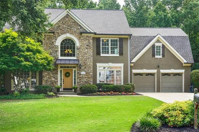 2166 Jockey Hollow Drive NW, Kennesaw, GA 30152 (MLS #6900601) :: Path & Post Real Estate