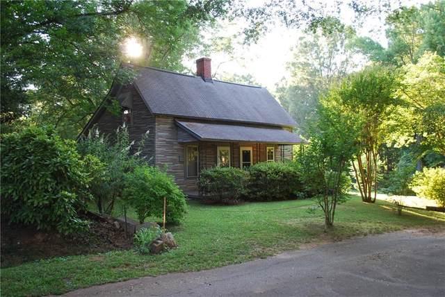 518 Lawrence Street, Monroe, GA 30655 (MLS #6900604) :: Charlie Ballard Real Estate