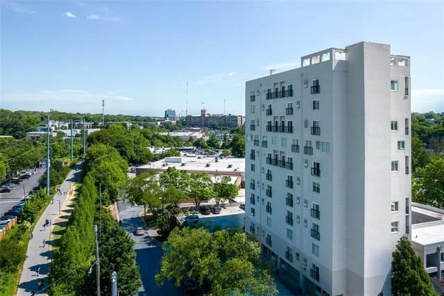 587 Virginia Avenue NE #305, Atlanta, GA 30306 (MLS #6900605) :: 515 Life Real Estate Company