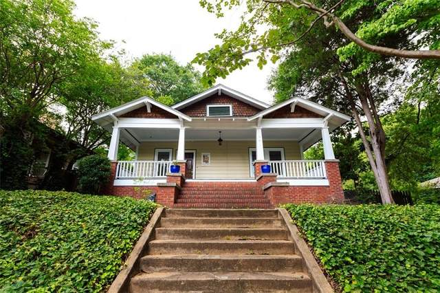961 Mathews Street SW, Atlanta, GA 30310 (MLS #6900611) :: Path & Post Real Estate