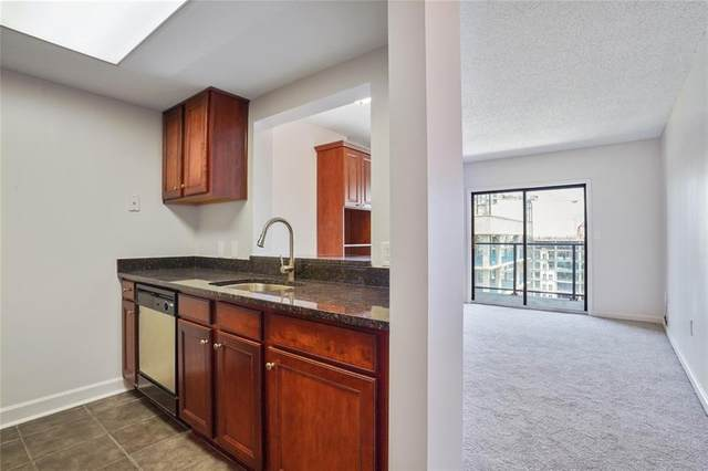 1280 W Peachtree Street #3514, Atlanta, GA 30309 (MLS #6900624) :: Scott Fine Homes at Keller Williams First Atlanta