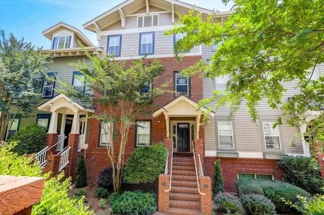 655 Mead Street SE #82, Atlanta, GA 30312 (MLS #6900637) :: Path & Post Real Estate