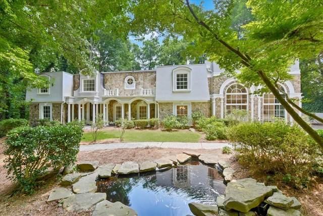 8970 Huntcliff Trace, Sandy Springs, GA 30350 (MLS #6900649) :: Kennesaw Life Real Estate