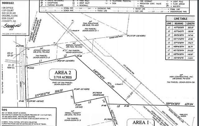 0 Martin Road SW, Cartersville, GA 30120 (MLS #6900665) :: Path & Post Real Estate