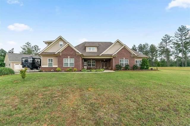 1018 Corinth Five Points Road, Buchanan, GA 30113 (MLS #6900676) :: RE/MAX Prestige