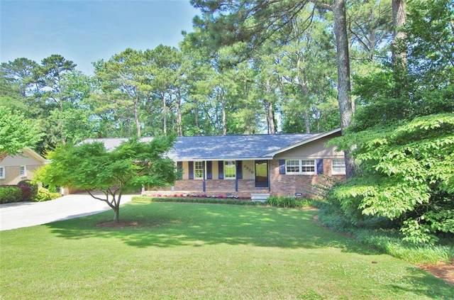 3320 Romelie Drive, Atlanta, GA 30340 (MLS #6900702) :: Path & Post Real Estate