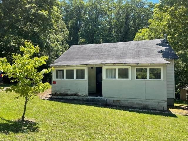 100 Reed Street, Canton, GA 30114 (MLS #6900704) :: Kennesaw Life Real Estate